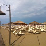 la spiaggia ..ce ne sono quattro da scegliere