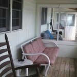 room 102 porch