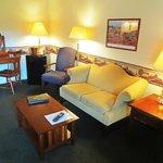 Evergreen Lodge Room