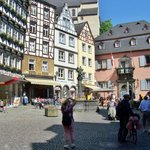 Town square, Cochem