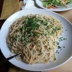 nice aglio olio
