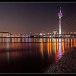 Düsseldorf im Lichterglanz