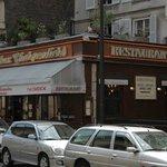 Restaurante Aux Charpentiers