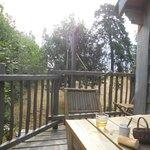 Un beau matin dans la cabane d'Arthur