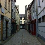 A street in Ennis