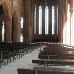Klster Chorin ehemalige Kirche