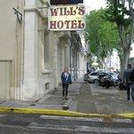 Photo de Will's Hotel