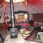 The Dragon Yurt