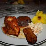 Dinner at Mariposa