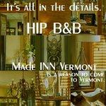 Best Burlington Vermont Weekend Getaway l  Unpretentious Hospitality l Authentic Design l