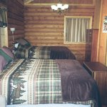 The Elk is very luxurious and comfortable.