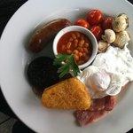 Breakfast, yummy!
