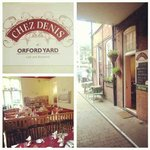 Chez Denis Restaurant @ Orford Yard