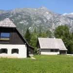 Nice farm house in the Soca river valley