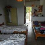 Room on top floor, spacious, functional and very clean