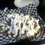 Yummy Greek Fries appetizer!
