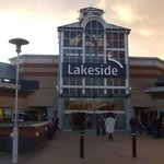 Lakeside shopping mall west Thurrock way, west Thurrock RM20 2ZP, England