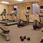 Fitness Center available 24 hours a day