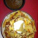 el pastor nachos