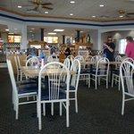 Dining Inside Culvers