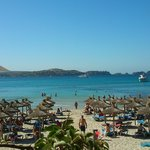 centro playa peguera