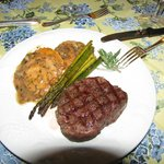 Dine and Unwind Filet Mignon