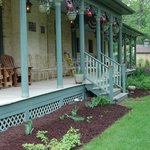 More covered porch area to enjoy!