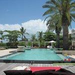 Pool at GCB