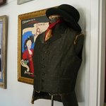 Jimmy Stewart Vest at The Star Museum 08-02-13