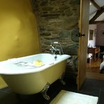 Beautiful big bath in the Annexe