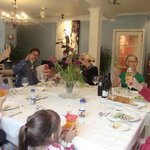 Dining room - group event