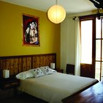 Hab. Familiar con Sofa Cama / Single Bed with Sofa Bed Room
