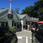 JT's Seafood, Brewster, MA