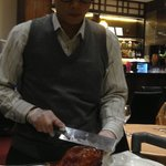 Peking Duck served at your table