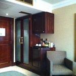 Room 418 entrance