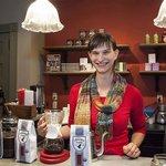 Irving Farm Coffee Demo