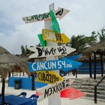 Beach Club após Cavernas Chaaktun  |   Playa del Carmen, México