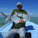 Fly fishing dream--a Permit