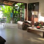 light and spacious villas