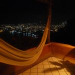 Night view from Oaxaca room