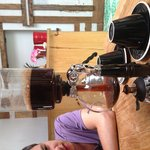 Experimental coffee!