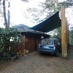 Lodge mit Carport