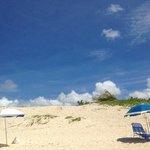 前浜ビーチの砂浜♡