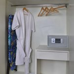 Wardrobe and Electronic Safe
