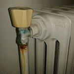 calefacción poco fiable y aire acondicionado inexistente