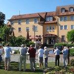 Posaunenchor zu Gast im Hotel Bronnbacher Hof