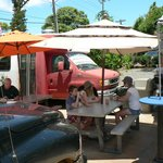 A cheap and cheerful lunch spot in Koloa Town