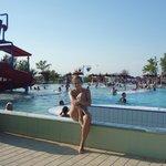 swimming pool at Capalonga