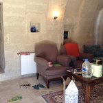 the living room of our suites room - topuz