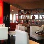 Salle de restaurant
